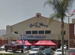 Bel Air Cafe @ Wm. L. Morris Chevrolet